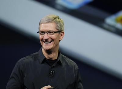 苹果CEO蒂姆・库克(Tim Cook)