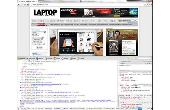 基于HTML的网站