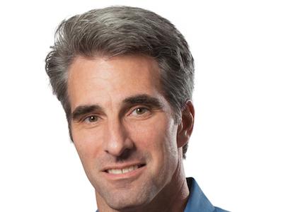 克雷格・费德里吉此前负责苹果Mac操作系统