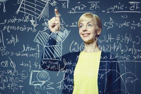 研究人员说,不得不做数学的预感可触发和生理痛有关的大脑区域。