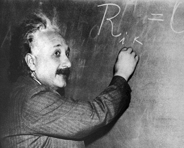 研究人员认为爱因斯坦的大脑拥有独特的外形,这可能就是他拥有惊人智商的原因所在