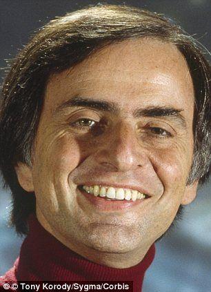 天文学家卡尔-萨根参与了这项任务