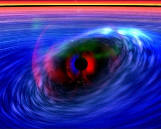 科学家认为外星先进文明可能会使用黑洞作为能源