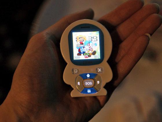 中兴推出新款儿童手机GA350_手机