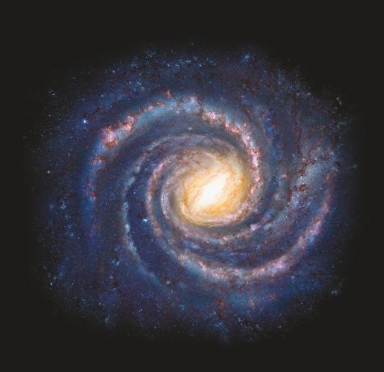 Ť�文学家发现已知质量最大黑洞 ś� ɻ�洞 ȴ�量 Ť�文学家 ǧ�学探索 ǧ�技时代 Ɩ�浪网