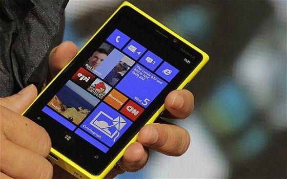 诺基亚Lumia 920智能机