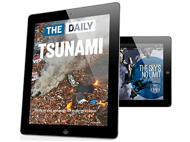《The Daily》被新闻集团寄予厚望,但发行1年多时间内亏损数百万美元。
