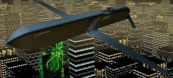 预设的飞行轨迹:飞机制造商波音公司近日成功开发出一款新型导弹,并在测试中成功瘫痪了美国犹他州沙漠中的一整座军事基地的计算机设备