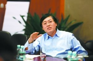 联想集团董事长兼首席执行官杨元庆
