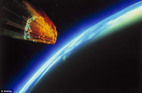 专家表示一旦小行星阿波菲斯撞击地球,将产生500兆吨TNT的能量