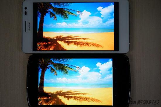 1080P照片对比