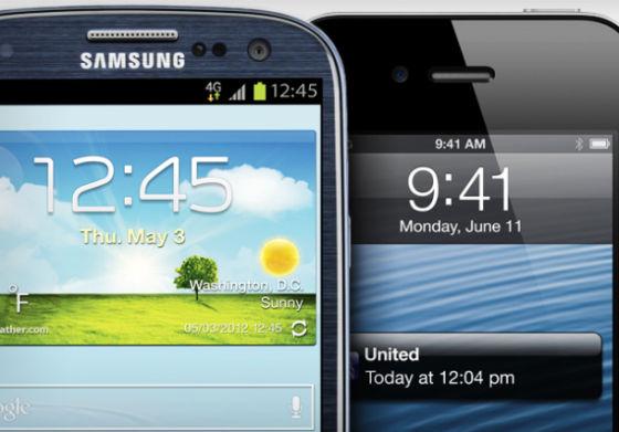报告称苹果和三星在全球手机利润总额中去年占比为103%。