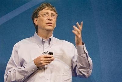 早在2007年,盖茨就曾预言,将来家家都有机器人。
