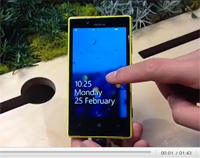 诺基亚Lumia 720现场试玩