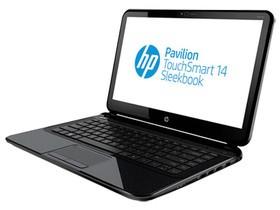 惠普 Pavilion TouchSmart 14-B137TX(D7N45PA)