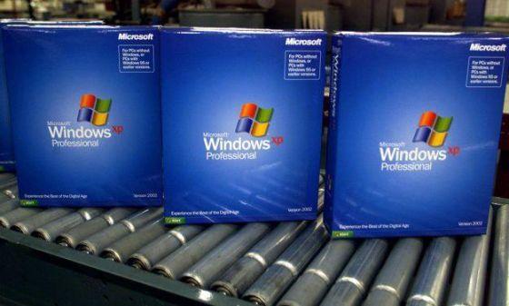 Windows XP的生命周期已迈入最后一年