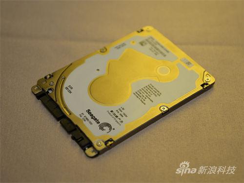 希捷发布全球最薄笔记本硬盘