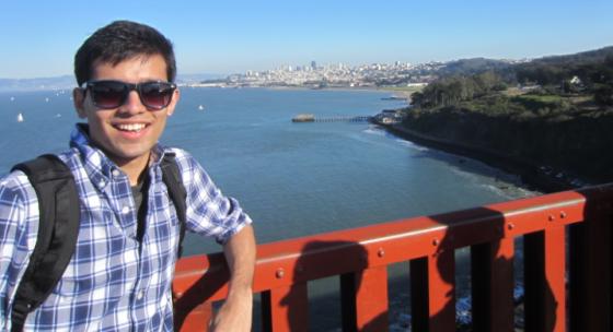 洛翰・沙阿刚刚结束了在谷歌的实习,为此他申请了暂时休学。