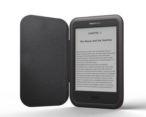 漢王科技即將推出的電子書