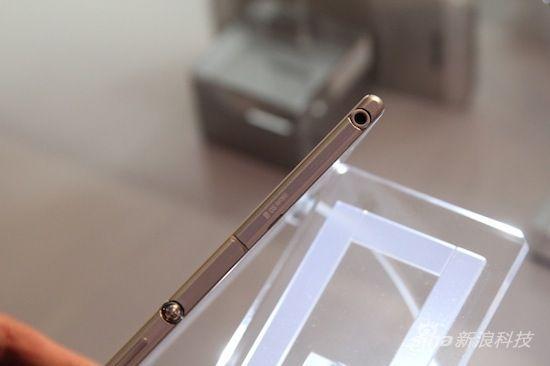 6.5mm,目前最薄的全高清屏智能手机