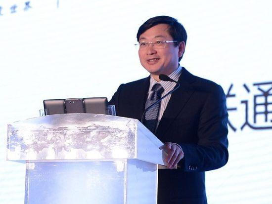 中国联通总经理陆益民-陆益民首次透露联通4G标准 将发双牌照