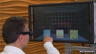 微软研发3D触觉反馈触摸屏:可用于医疗领域