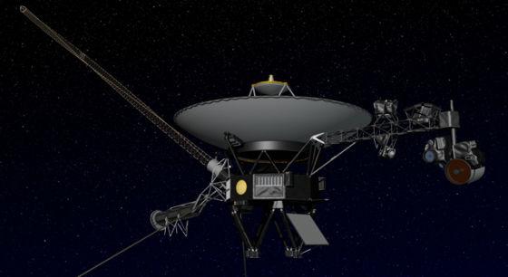 正朝太阳系边缘飞行的旅行者1号飞船,它或将揭开太阳系边缘是否存在弓形激波区谜题的答案