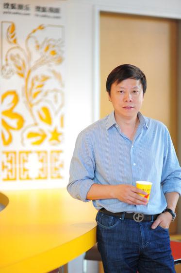 搜狐公司副总裁、搜狐视频COO兼搜狐总编辑