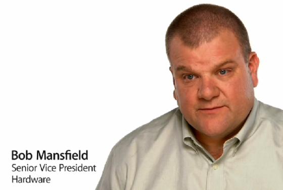 """苹果公司高级副总裁、""""MacBook Air之父"""" 鲍伯・曼斯菲尔德"""