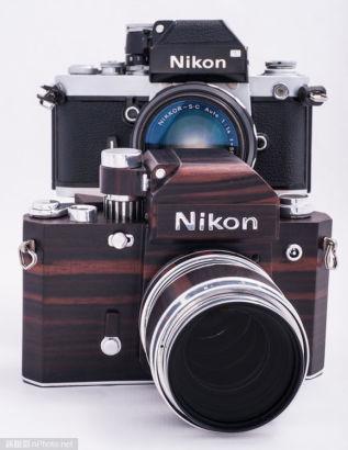 尼康木制数码版F2复古相机