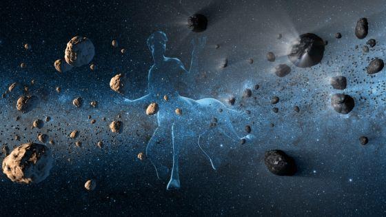 美国宇航局发现太阳系神秘小天体或为彗星