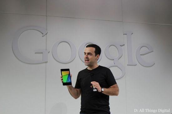 谷歌Android副总裁将加盟小米 负责国际业务 新浪科技配图
