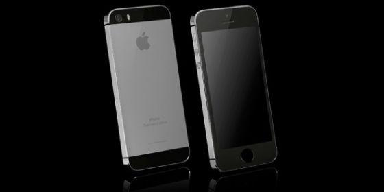 多种版本镀金iPhone