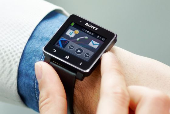 索尼智能手表SmartWatch 2
