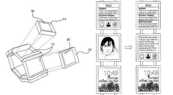 诺基亚申请智能手表技术专利 采用WP系统