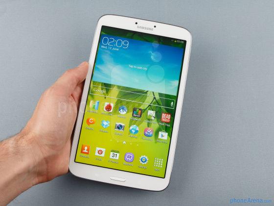 三星Galaxy Tab 3平板电脑