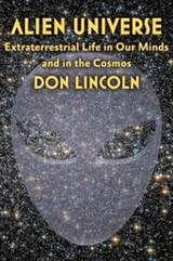 《外星人的宇宙》一书的封面