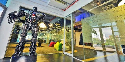 谷歌亚洲两处数据中心投入运营