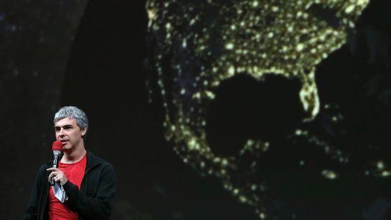 谷歌联合创始人拉里・佩奇