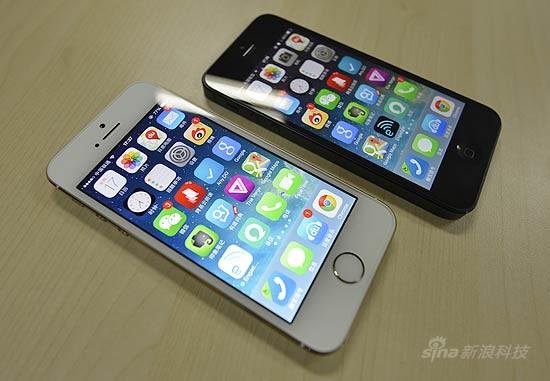 新浪手机iPhone5s/5c行货版详细评测(9)