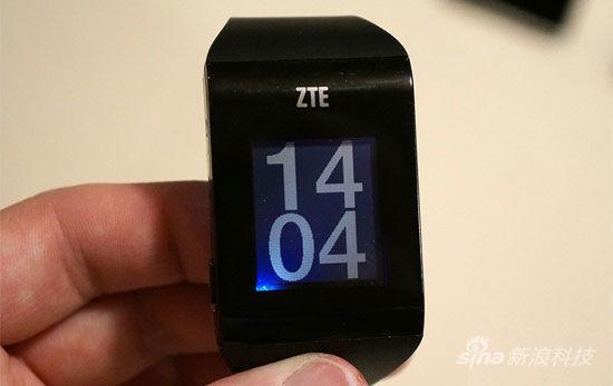 中兴首款智能手表