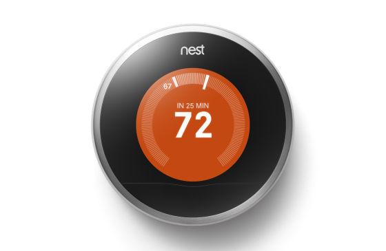 Nest智能恒温器