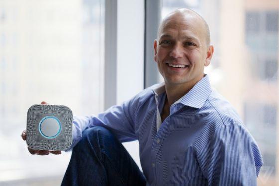 Nest创始人及CEO托尼・法德尔