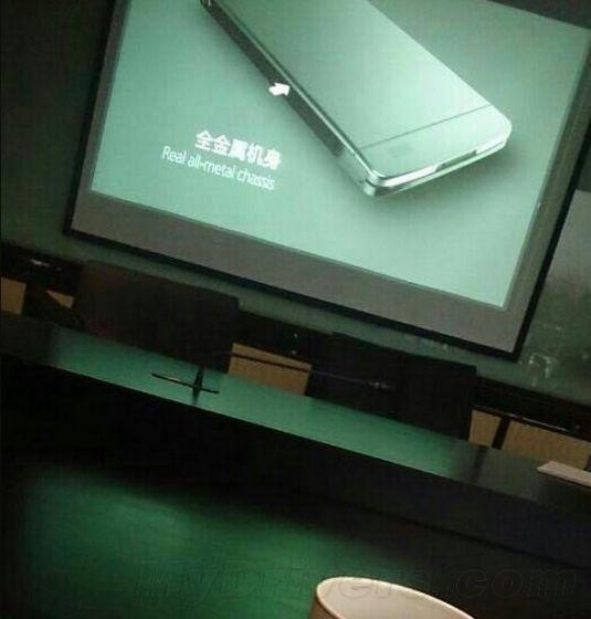 首款中国智能手机系统终端曝光