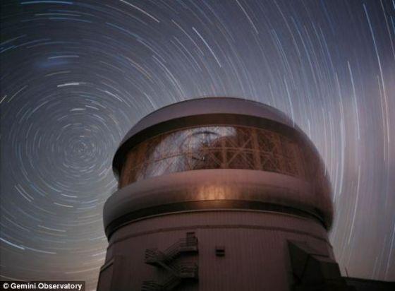 双子座行星成像仪项目拥有近10年历史,但公布所拍摄的照片还是第一次。