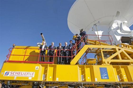 世界最大地面天文观测装置正式启用