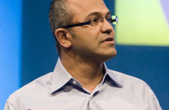 微软新CEO:从印度移民到微软高层