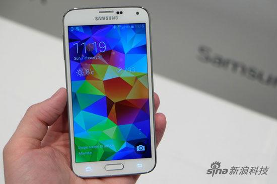 三星Galaxy S5