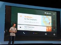 推出Android Auto车载系统:挑战苹果CarPlay