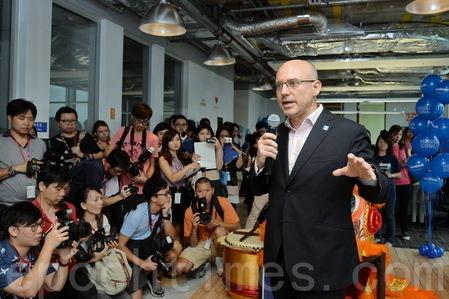 Facebook香港办事处乔迁新址开放参观